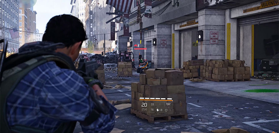Tom Clancy's The Division 2 Review - Quazii